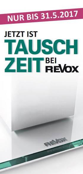 TAUSCHZEIT bei REVOX