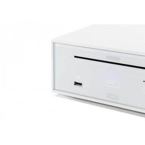 Joy S37 audio server - weiss (exkl. MWST)