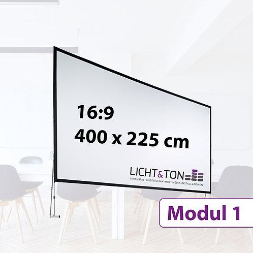 Modul 1:Projektion klein / Indoor