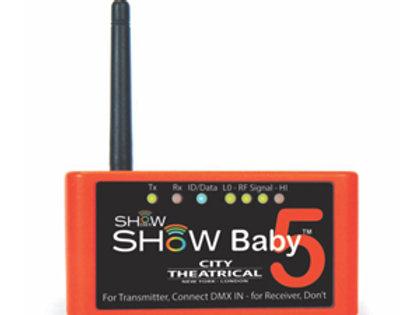 SHoW-DMX SHoW Baby 5  (Mietpreis / Tag exkl. MWST)