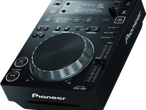 Pioneer CDJ 350 (exkl. MWST)