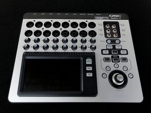 QSC Touchmix 16 (exkl. MWST)