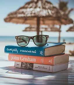 Los libros son grandes compañeros de viaje!