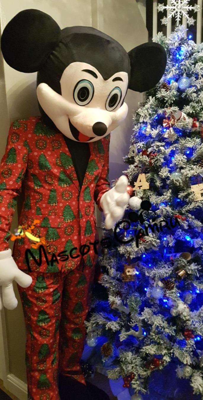 Mickey Christmas 2