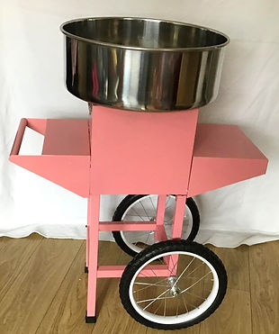Candyfloss Machine and cart