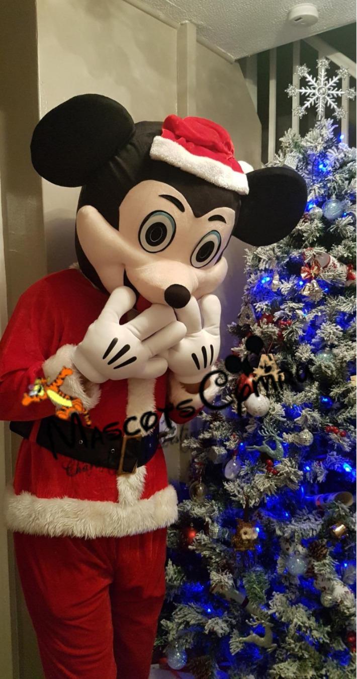 Mickey Christmas 1