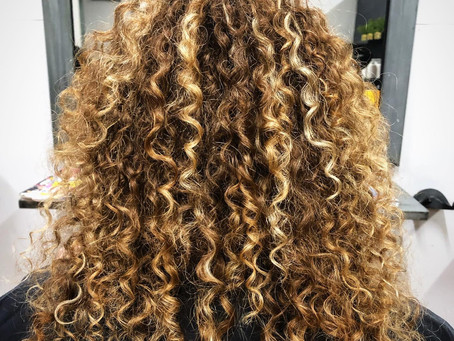 Do you have curly hair?