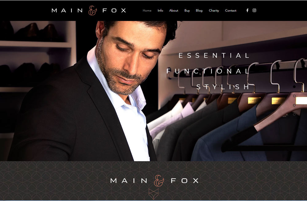 Main & fox