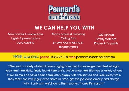 Pennard's Electrical