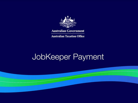 Extension of the JobKeeper Payment