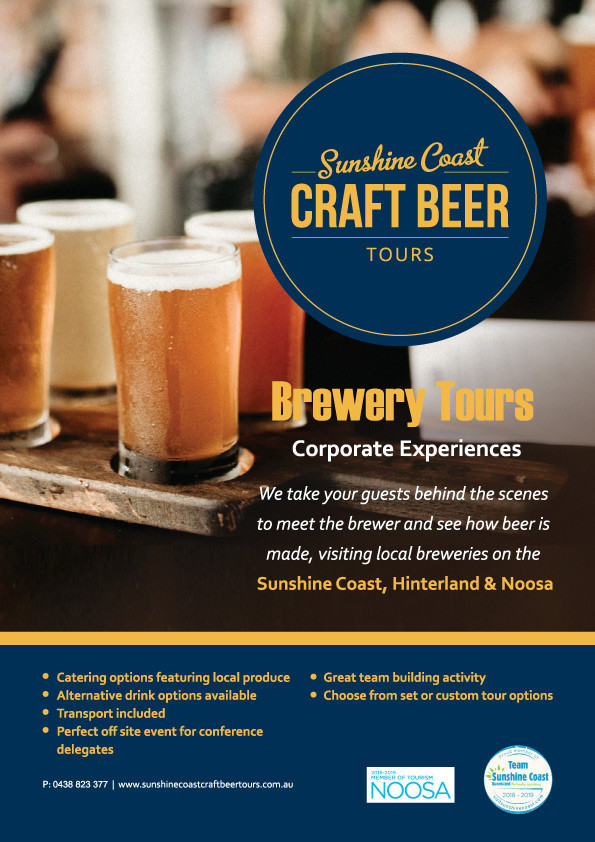 Sunshine Coast Craft Beer