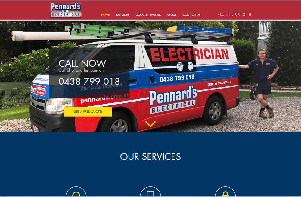 Pennards Electrical