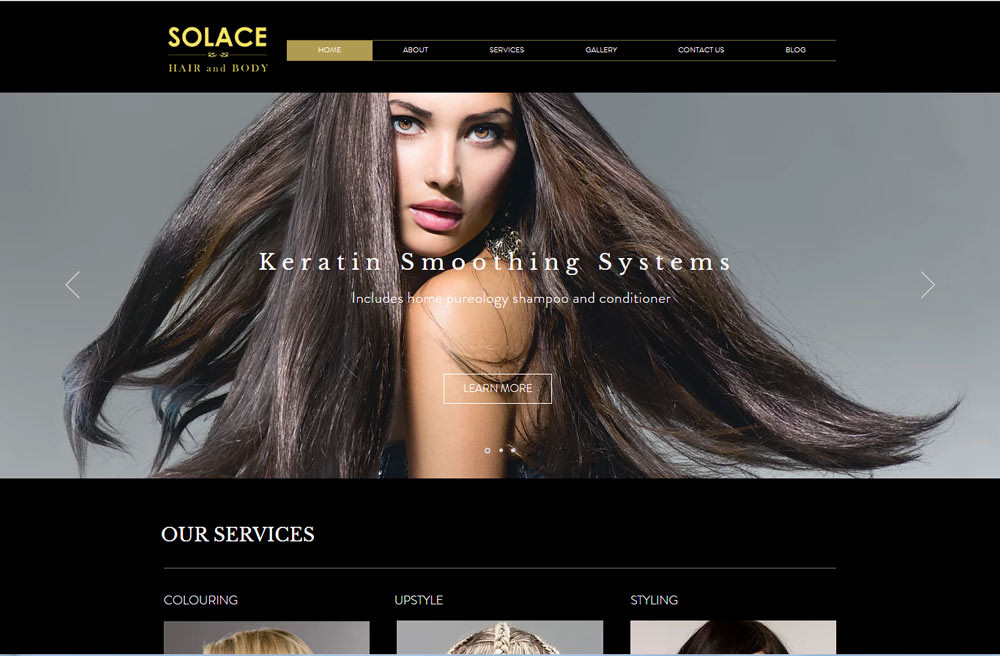 Solace Hair and Body