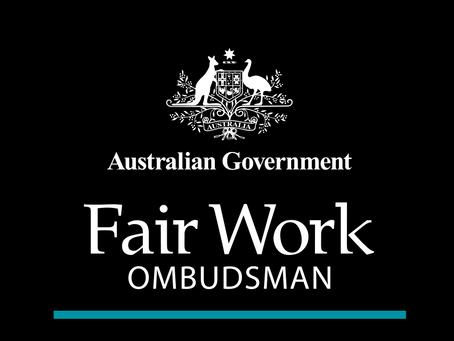 Fair Work Statement