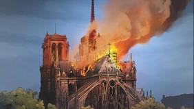 Paris, un cœur mort