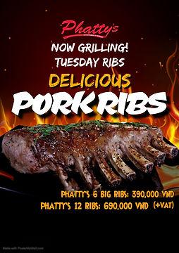 Copy of Grilled Pork Ribs Social Media A
