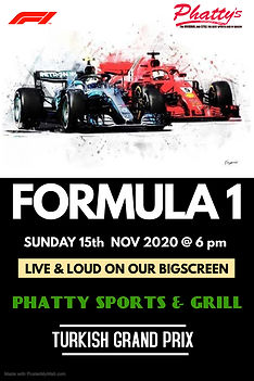Copy of Formula 1 Poster - Made with Pos