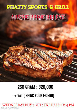 Copy of STEAK - Made with PosterMyWall.j