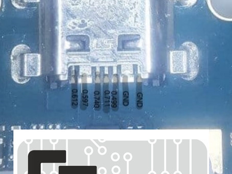 CONDUÇAO REVERSA J510MN J5 METAL CONECTOR