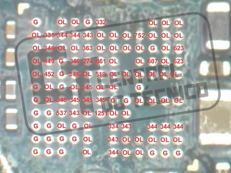 CONDUÇAO REVERSA IF PMIC  A205F A20