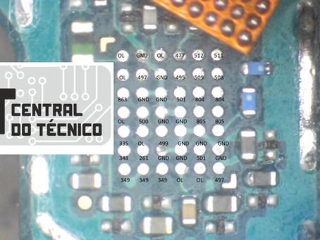 CONDUÇAO REVERSA WIFI A305F A30