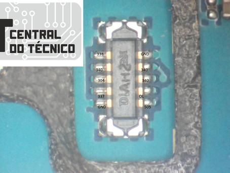 CONDUÇAO REVERSA A305F A30 BIOMETRIA