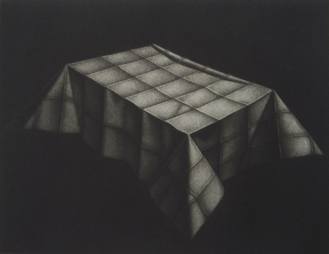 untitled:mezzotint RA summer exhibition