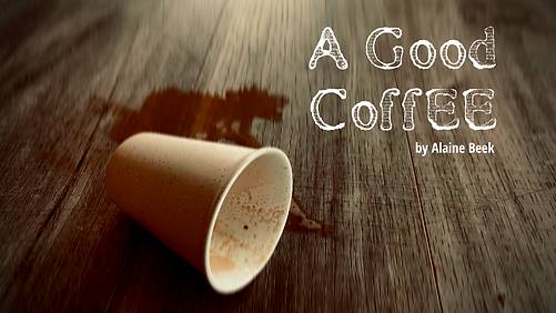A Good Coffee, Essence Productions, Award Winning Monologue, Domestic Abuse, Australian Stories, Arkfest