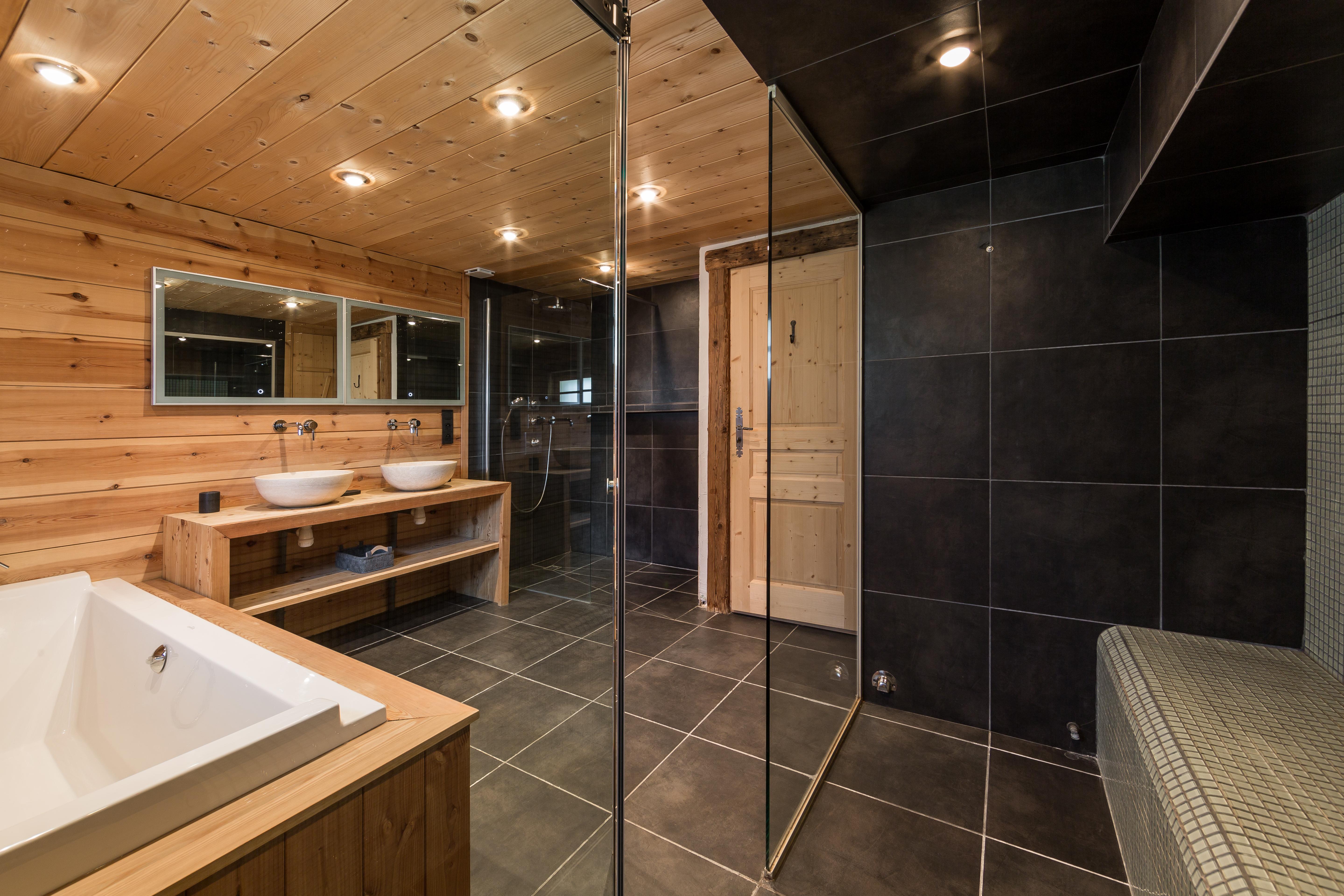 Hammam et salle de bain Le Chalinois
