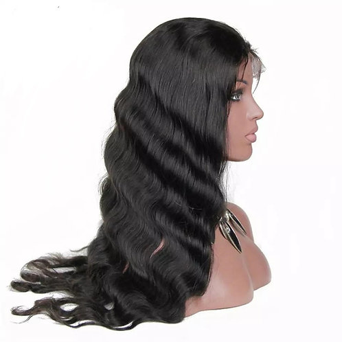 Lace Frontal Body wave Human Hair Wig