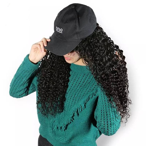 360 Lace Frontal Curly Human Hair Wig