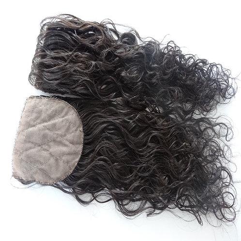 Curly Silk Base Closure