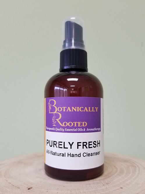 Purely Fresh Hand Cleanser