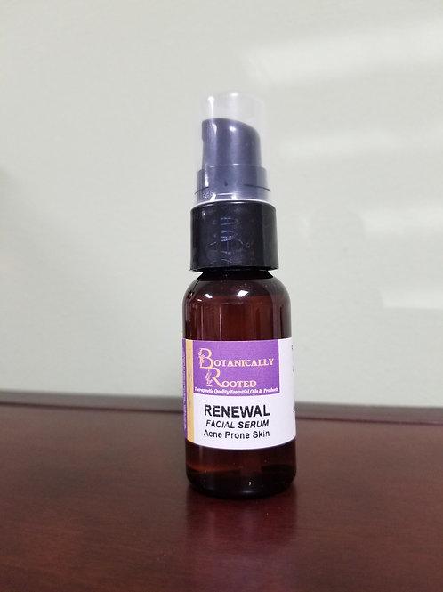 Renewal Facial Serum - 1oz