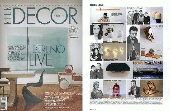 ELLE DECOR - Italia_Nov