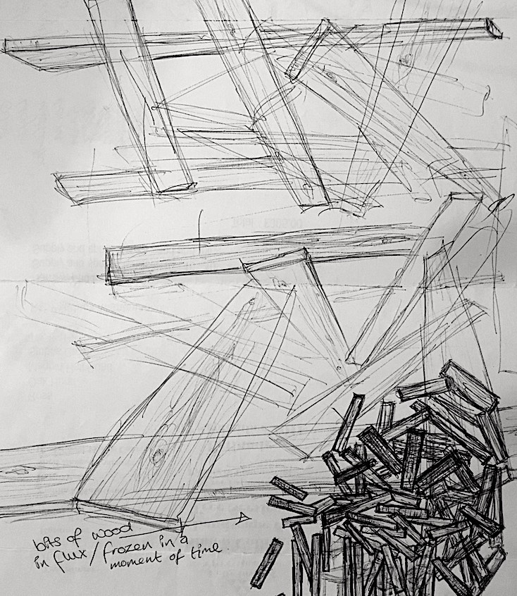 Collapse sketch