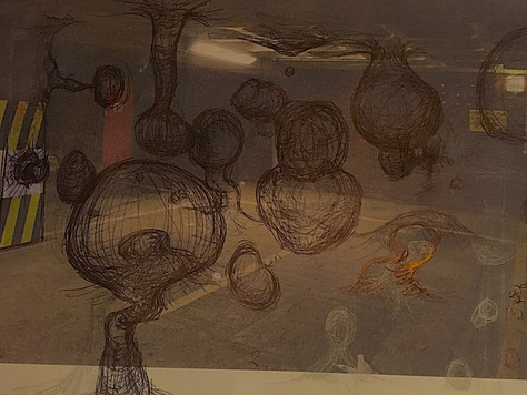 Meltdown initial sketches/plan