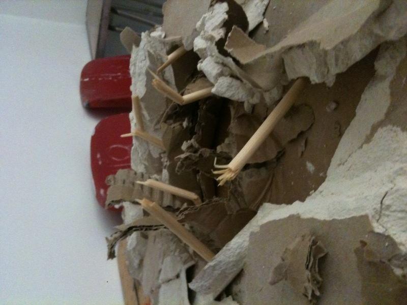Collapse maquette