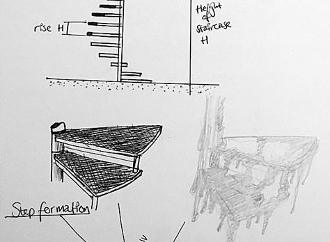 Spiral sketches