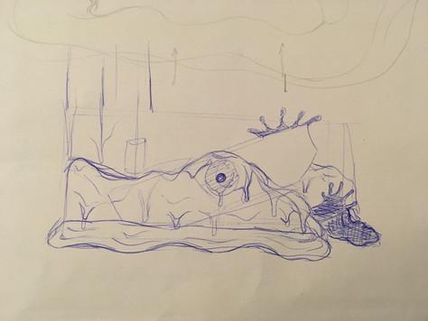 Smash The Patriarchy sketches