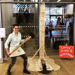 Smash The Patriarchy at Tate Exchange
