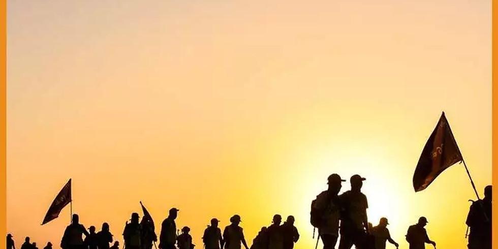 2021届国际青年领袖敦煌戈壁挑战赛