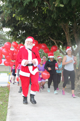 Realize Santa Run, Walk, Roll