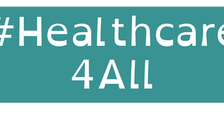 #Healthcare4All report launched!