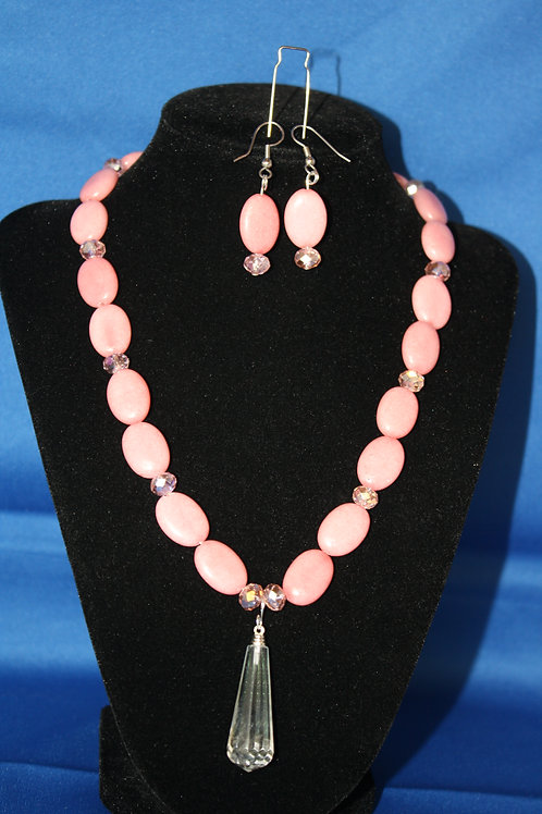 Necklace for Strengthening the Heart