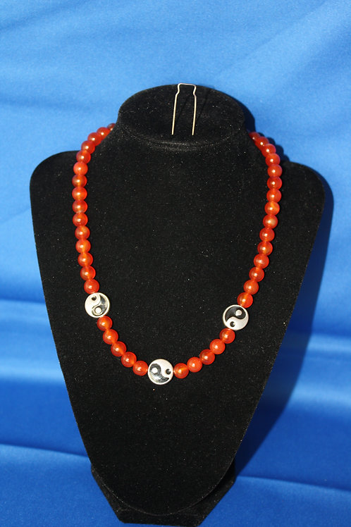 Necklace for Ovary or Testes Healing