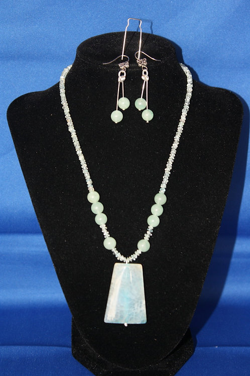 Necklace for Thyroid and Thymus
