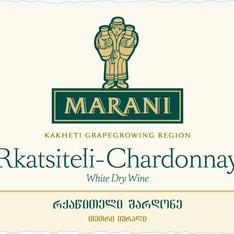 MARANI-RKATSITELI-CHARDONNAY