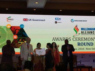 MA Award