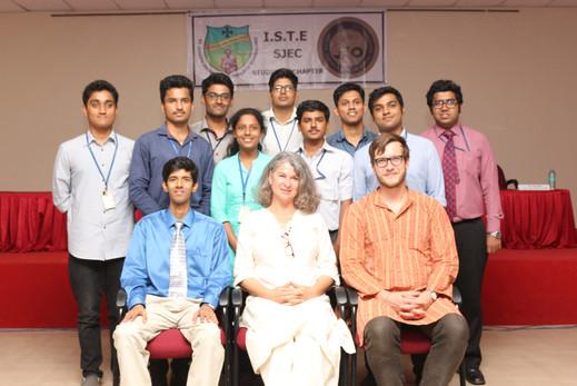 Brickworks SJEC Team, Wolfram Thurm & Myriam Shankar